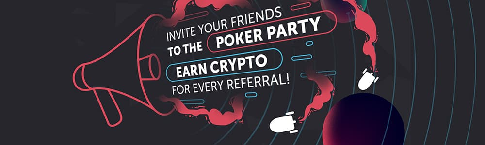 The CoinPoker Referral Program is LIVE