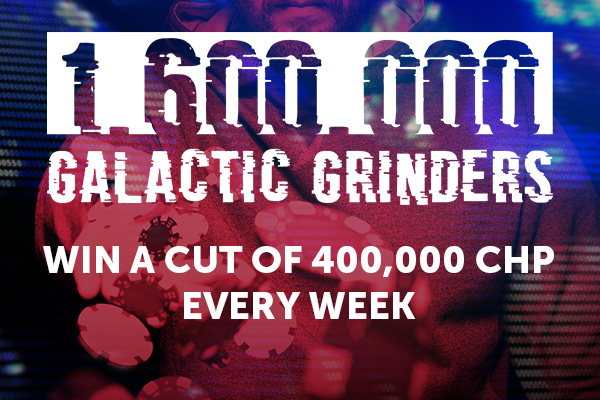 Win a Cut of 400,000 CHP Every Week