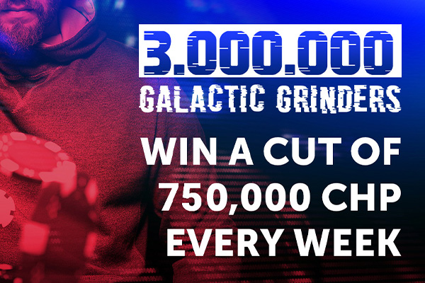 Win a Cut of 750,000 CHP Every Week